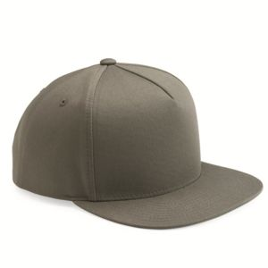 Five-Panel Flat Bill Cap Thumbnail