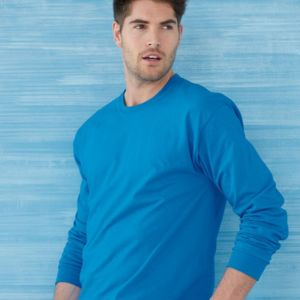 Gildan Ultra Cotton Long Sleeve T-Shirt Thumbnail